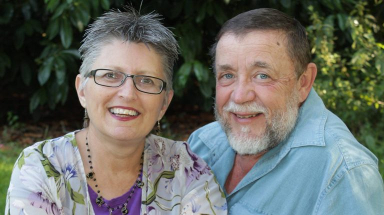 Theuns and Karin Engelbrecht