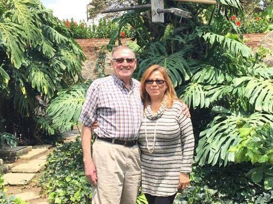 Tom and Elizabeth Allan